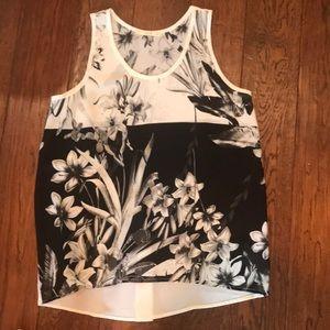 Le Lis sleeveless blouse